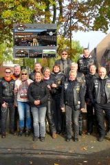 Saisonabschluss-Tour 10.2017 Nord-Ostsee-Kanal in Sehestedt