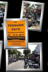 Fehmarn Days of American Bikes