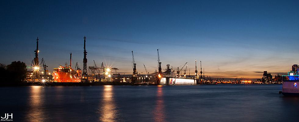 Hamburg Hafen II